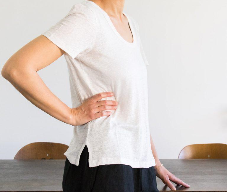 T-Shirt - Basique Lin Ese o ese - maison mathuvu