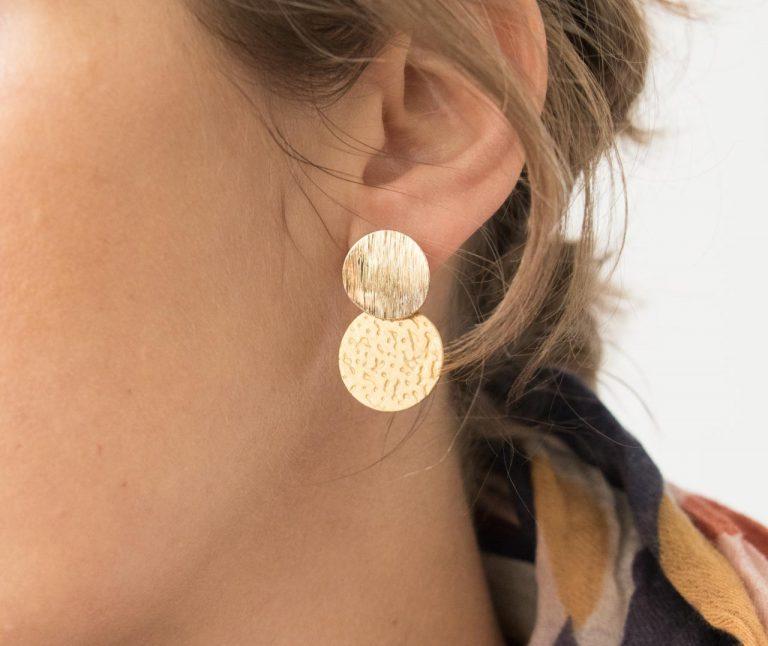 Boucles d'oreilles - Indi Minikho - maison mathuvu