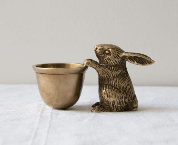 Coquetier lapin chehoma - maison mathuvu
