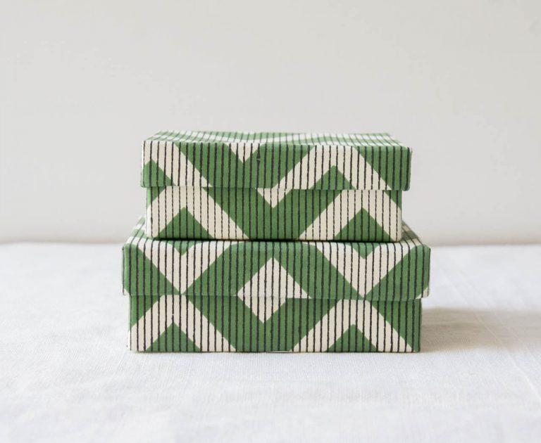 Petite boîte - Zig zag Bungalow - maison mathuvu