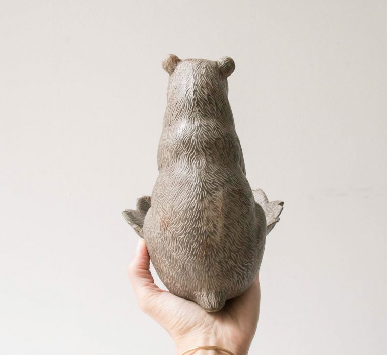 Vide-poche - Ours Chehoma Maison Mathûvû