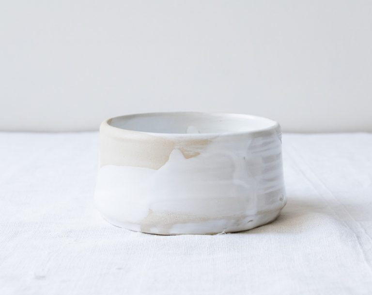 Coupelle - Loun blanc Maison mathuvu