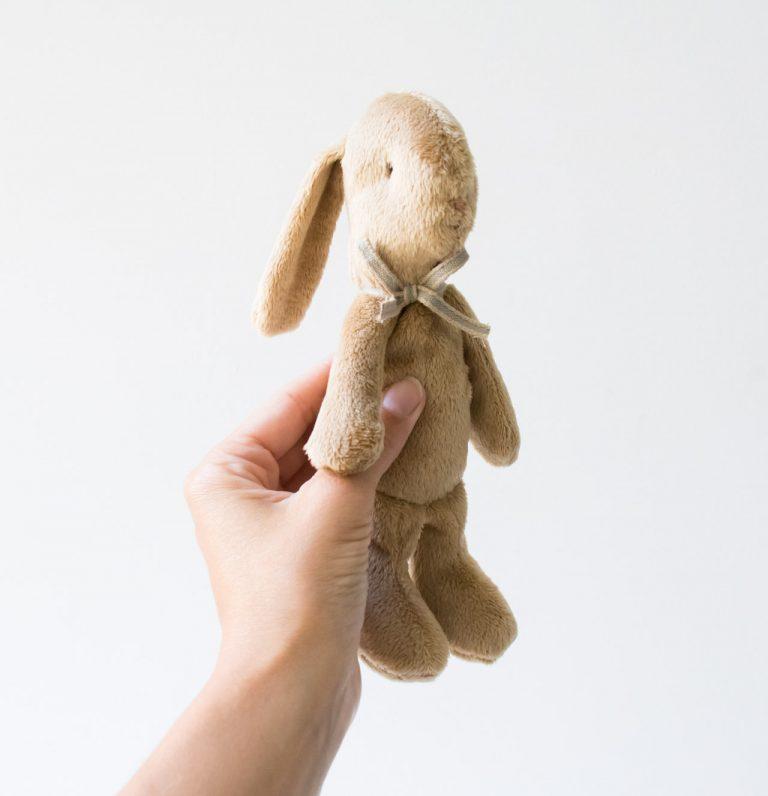 Lapin - Bunny Brown Maileg - maison mathuvu