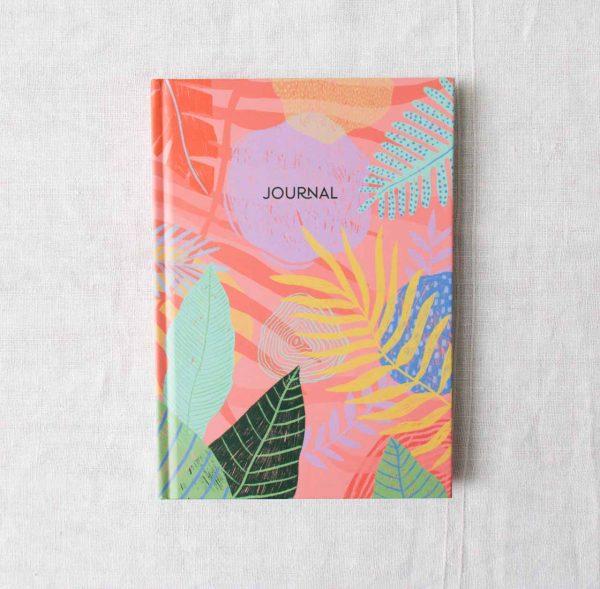 Journal - Corail Histoire d'écrire Maison mathuvu