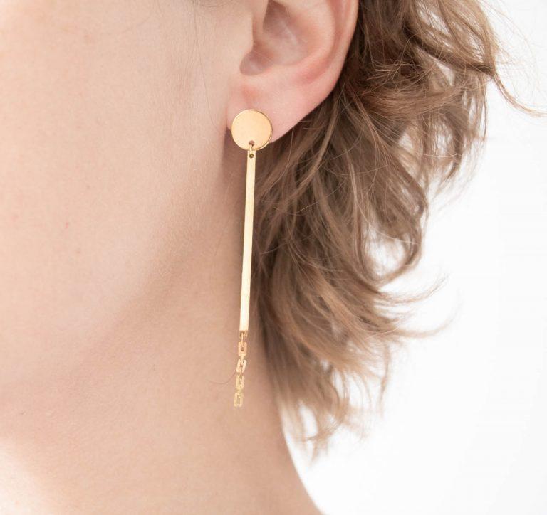 Boucles d'oreilles - Beth Minikho Maison mathuvu