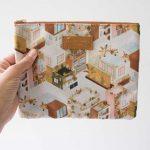 Pochette - City Terracotta All the ways to say - maison mathuvu