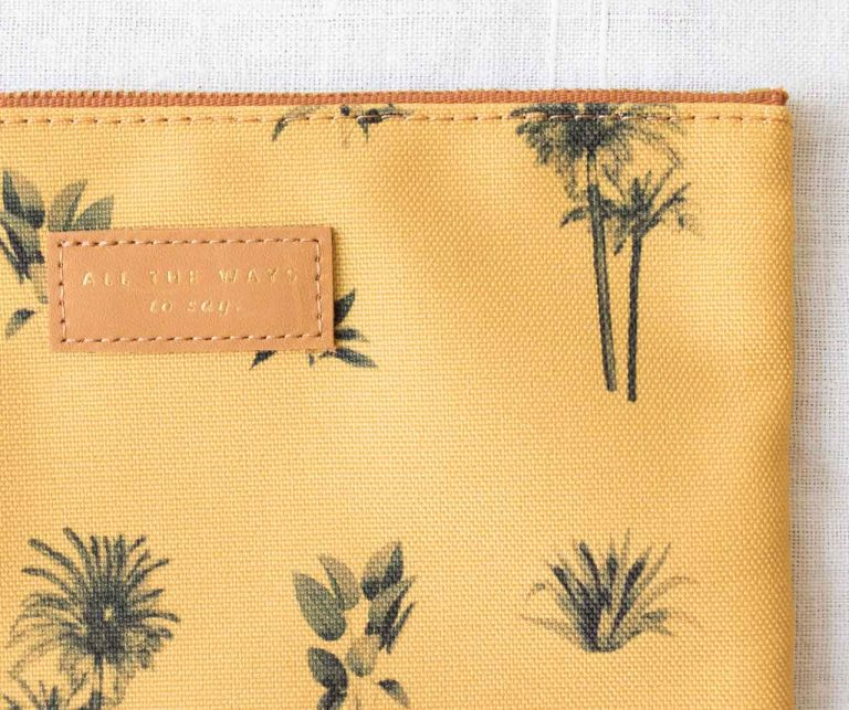 Pochette - Palmgrove All the ways to say - maison mathuvu