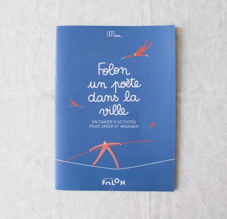 Folon un poète dans la ville Minus éditions - maison mathuvu