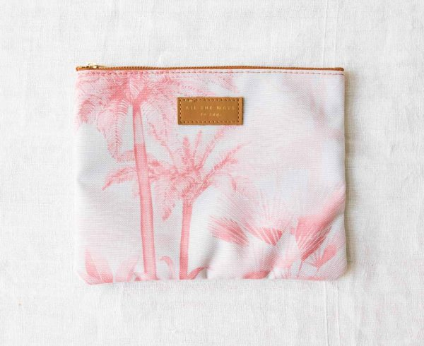 Pochette - Pink Forest All the ways to say - maison mathuvu