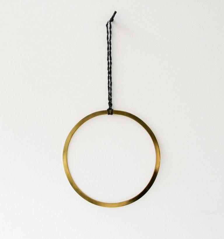 Suspension - Cercle doré Madam stoltz - maison mathuvu
