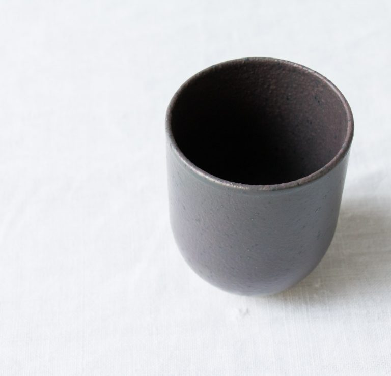 Mug Eli - Charcoal Broste - maison mathuvu