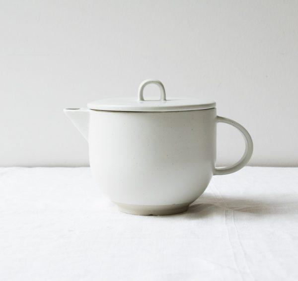 Théière Eli - Light grey Broste - maison mathuvu