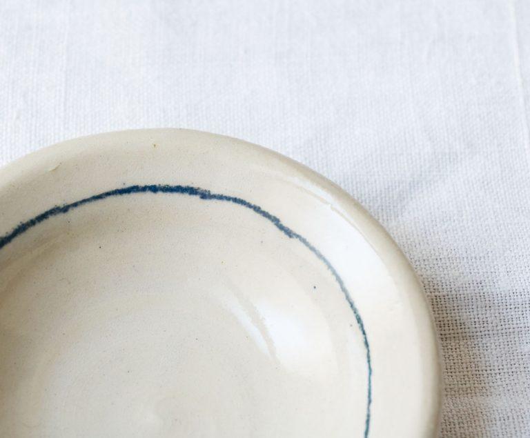 Coupelle crayon bleu - Tray N°2 Maison mathuvu