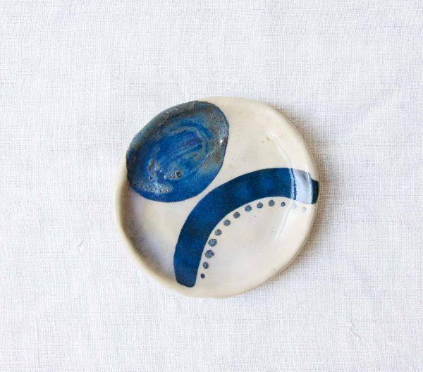 Vide-poche - Arty bleu Maison mathuvu