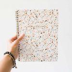 Agenda mensuel - Terrazzo all the ways to say - maison mathuvu