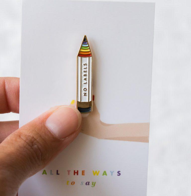 Pin's - Crayon all the ways to say - maison mathuvu