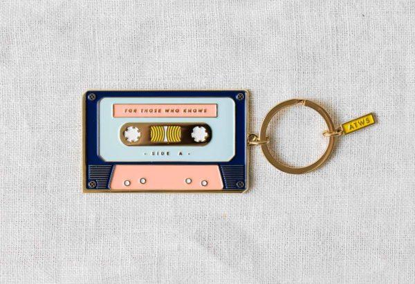 Porte clé - Tape all the ways to say - maison mathuvu