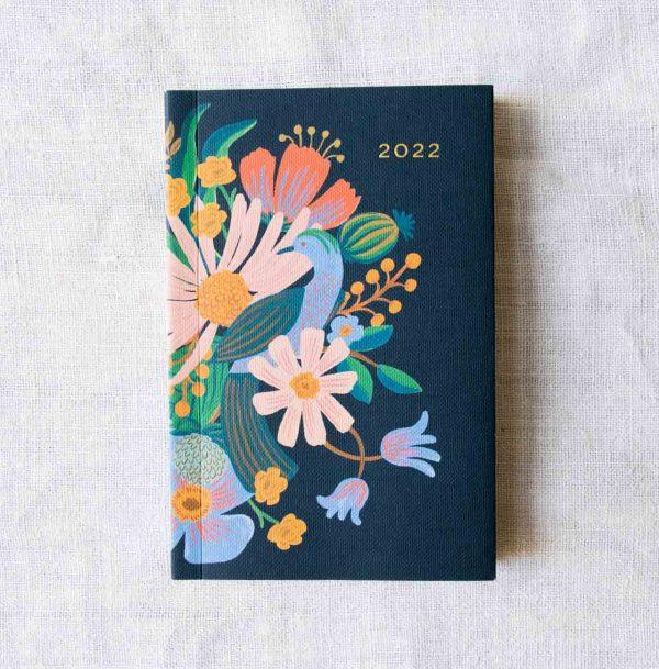 Agenda 2022 pocket - Dovecote Rifle paper co - maison mathuvu