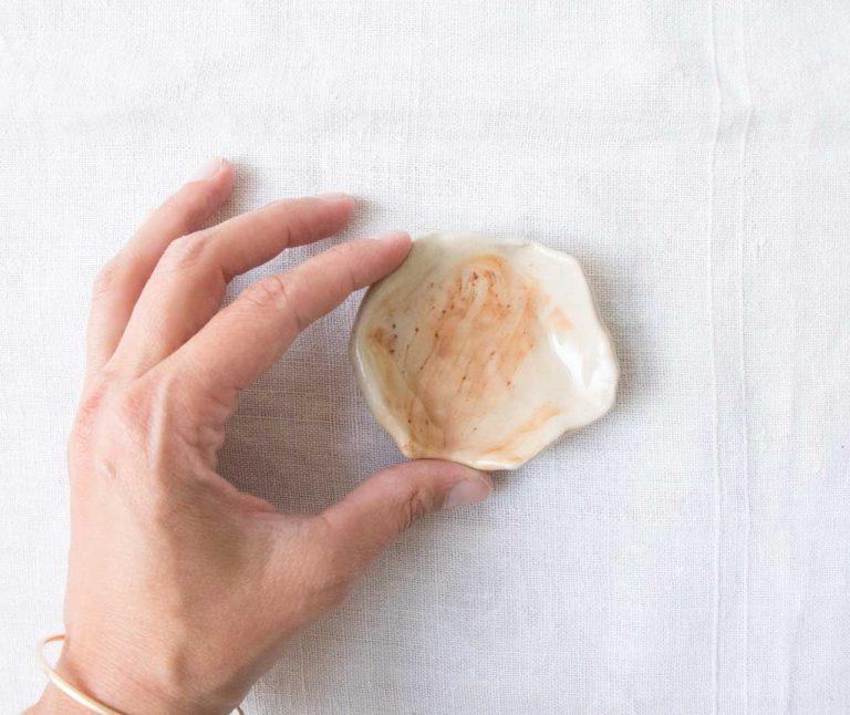 Mini coupelle Loun - Terracotta Maison mathuvu