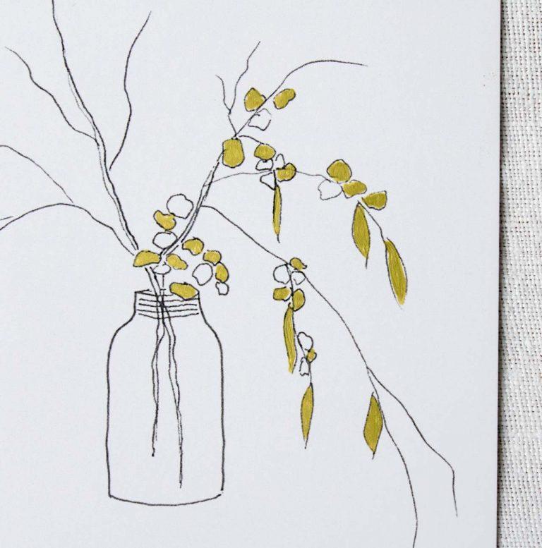 Carte - Vase laurence paris - maison mathuvu