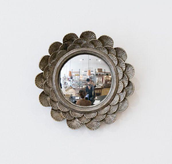 Miroir - Coquillage Chehoma - maison mathuvu