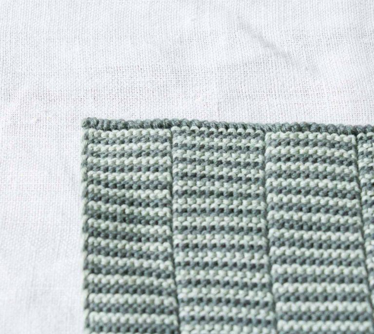 Mini serviette Stringa - Menthe Oyoy - maison mathuvu