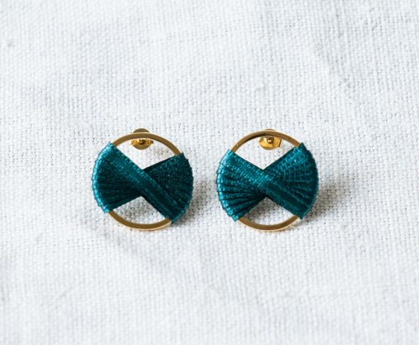 Boucles d'oreilles - Urquchillay Sesame et orion - maison mathuvu