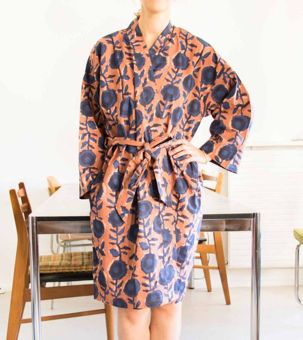 Kimono - Dusty madam stoltz - maison mathuvu