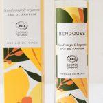 Eau de parfum - Fleur d'Oranger & Bergamote Berdoues - maison mathuvu