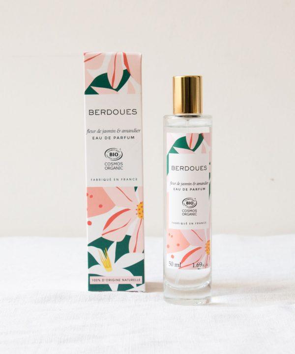 Eau de parfum - Fleur de Jasmin & Amandier Berdoues - maison mathuvu
