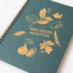 Carnet de recettes - Happy fruit les éditions du paon - maison mathuvu