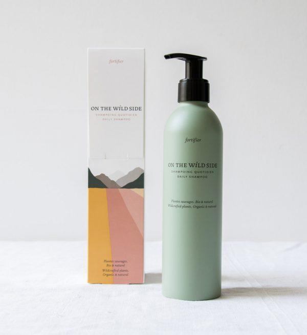 Shampoing quotidien On the wild side - maison mathuvu